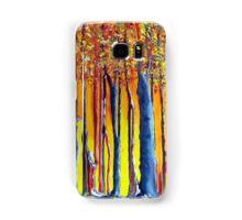 In the shadow of a poplar tree Samsung Galaxy Case/Skin