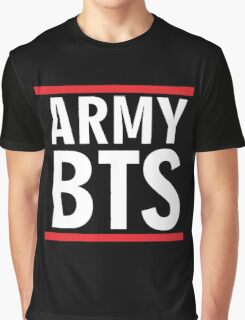 ARMY - BTS Graphic T-Shirt