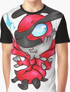 Chibi Yveltal Graphic T-Shirt