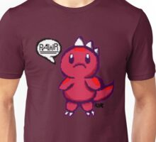 Pixel Rawr Unisex T-Shirt