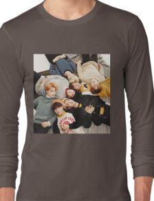 Bangtan boys BTS Long Sleeve T-Shirt
