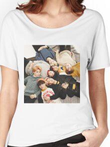Bangtan boys BTS Women's Relaxed Fit T-Shirt