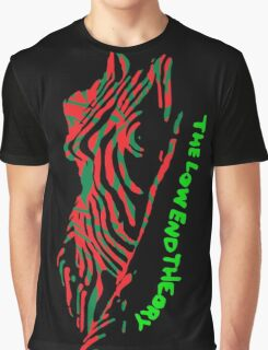 a tribe called quest, atcq, radio, funny, awesome, rap, hip hop, album, music, 90s, techno, trending, jazz Graphic T-Shirt