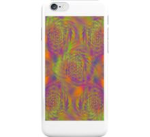 trippy picture iPhone Case/Skin
