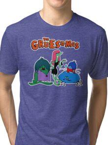 The Gruesomes Tri-blend T-Shirt