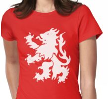 The Boro Womens Fitted T-Shirt