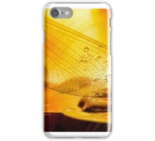 Gold Drops iPhone Case/Skin