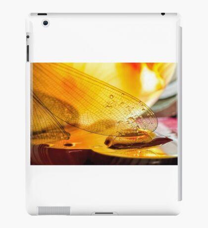 Gold Drops iPad Case/Skin