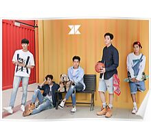 KNK poster Poster