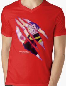 Hisoka Mens V-Neck T-Shirt