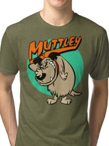 Muttley The Dog Tri-blend T-Shirt