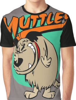 Muttley The Dog Graphic T-Shirt