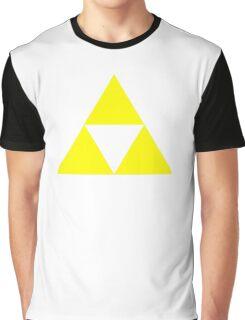 Triforce - Legend of Zelda Graphic T-Shirt