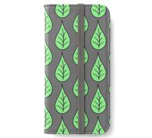 leaf iPhone Wallet/Case/Skin