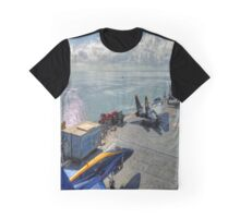 Take Off Ready Graphic T-Shirt