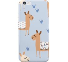 Alpaca iPhone Case/Skin
