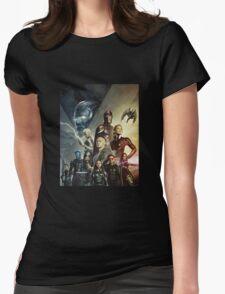 X-Men Apocalypse war Womens Fitted T-Shirt