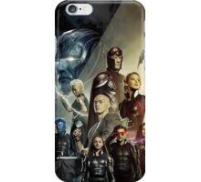 X-Men Apocalypse war iPhone Case/Skin