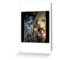 X-Men Apocalypse war Greeting Card