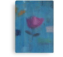 Purple tulip dream Canvas Print