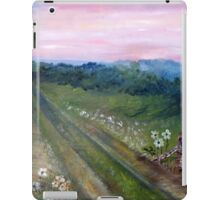 Landscape in oil iPad Case/Skin