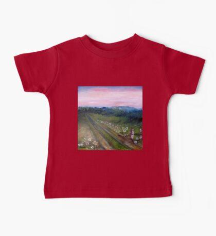Landscape in oil Baby Tee