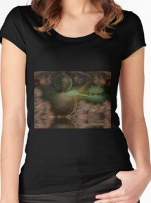 Twilight's Magic Women's Fitted Scoop T-Shirt