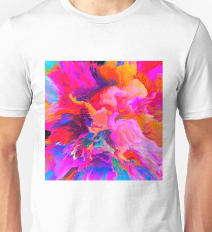 Abstract 11 Unisex T-Shirt