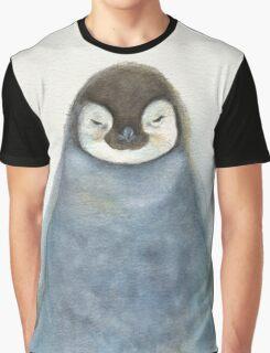 Baby Emperor Penguin Graphic T-Shirt