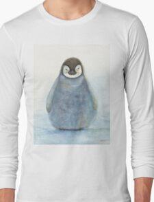 Baby Emperor Penguin Long Sleeve T-Shirt