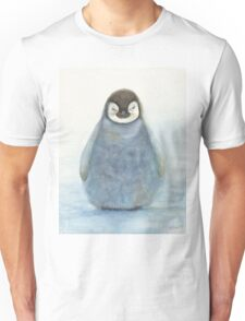Baby Emperor Penguin Unisex T-Shirt