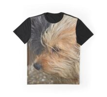 Standing In The Wind Graphic T-Shirt