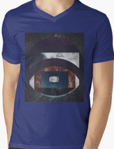 Nature Abstract  Mens V-Neck T-Shirt