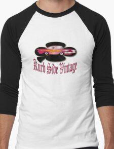 Kurb Vintage Men's Baseball ¾ T-Shirt