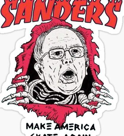 Bernie Sanders - Make America Skate Again Sticker