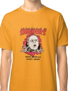 Bernie Sanders - Make America Skate Again Classic T-Shirt