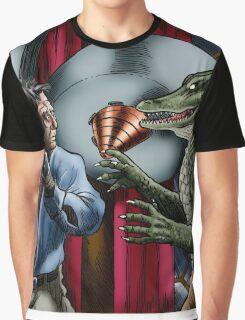Alligator People Graphic T-Shirt