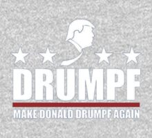 Make Donald Drumpf Again One Piece - Long Sleeve