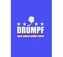 Make Donald Drumpf Again Photographic Print