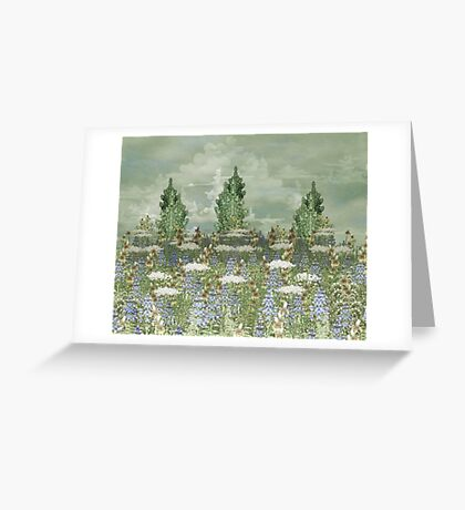 Texas Roadside Assistance Greeting Card
