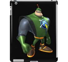 Captain Qwark From Ratchet And Clank Film iPad Case/Skin