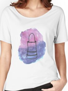 Space Lippy Women's Relaxed Fit T-Shirt