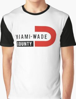 Miami-Wade County Graphic T-Shirt