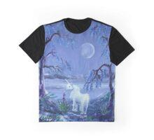 Twilight Gazing Graphic T-Shirt