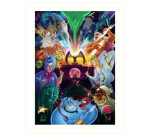 Magical! Art Print