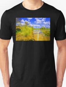 BACK FROM THE YORKSHIRE DALES Unisex T-Shirt