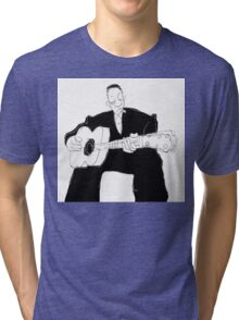 blues #6 Tri-blend T-Shirt