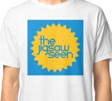 "The Jigsaw Seen ""Sunburst"" graphic Classic T-Shirt"
