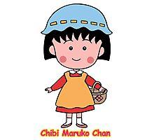 Chibi Maruko Chan  Photographic Print