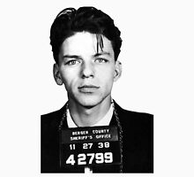 Frank Sinatra Mugshot Unisex T-Shirt